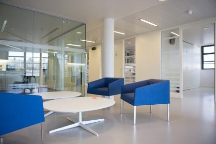 Waiting Zone © Patrick Imbert/Collège de France