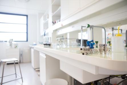 O2 Lab © Patrick Imbert/Collège de France